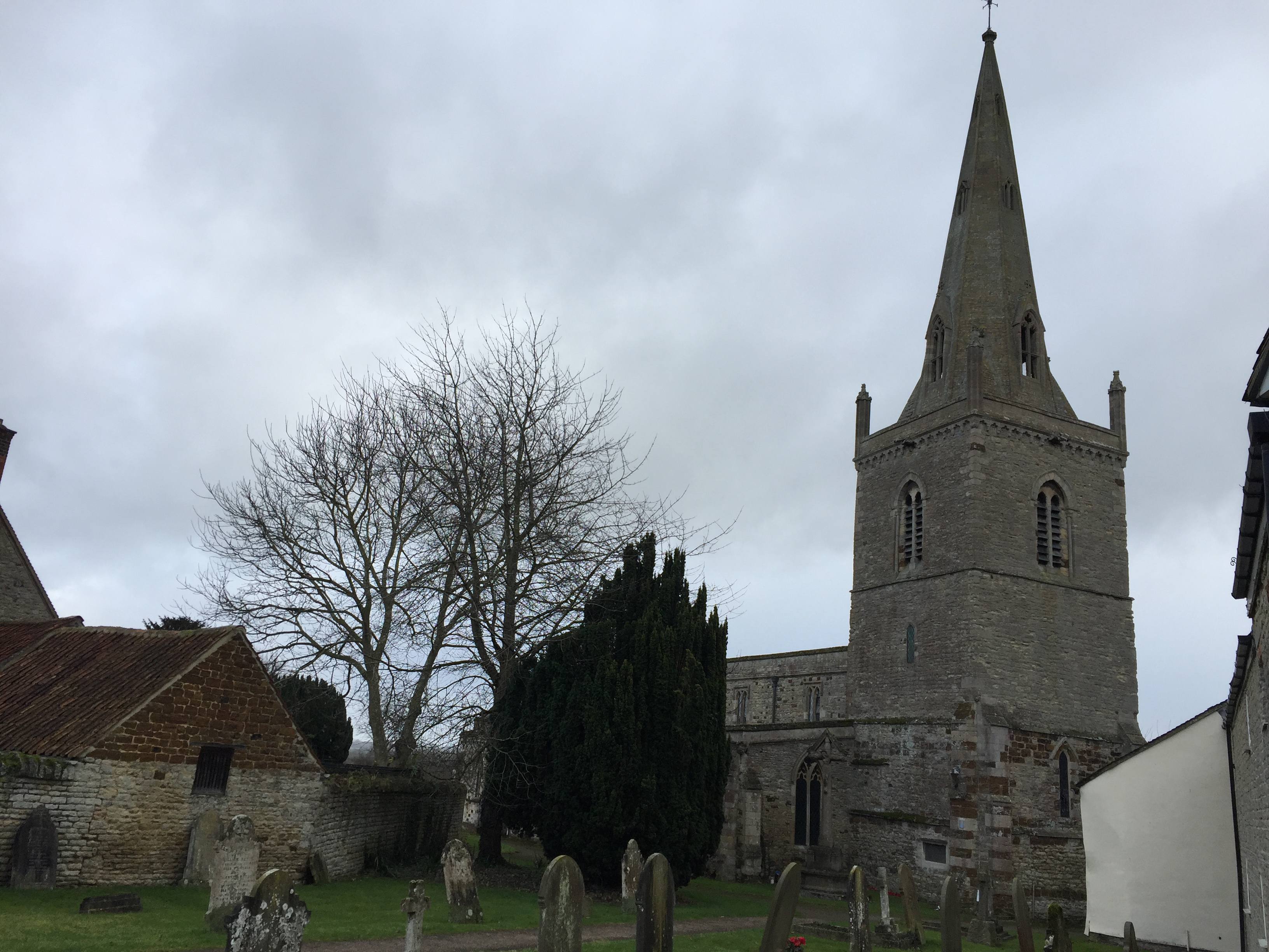 Woodford St Mary