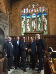 PRESS RELEASE: The Earl Spencer & Revd Richard Coles...