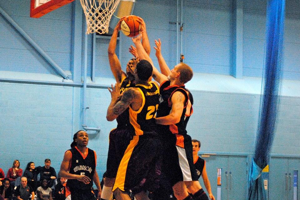 northants basketball club