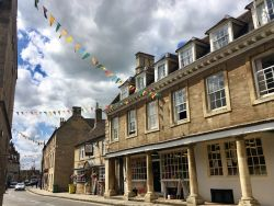 Out and about in Oundle