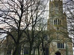 Fotheringhay: an end, and a beginning