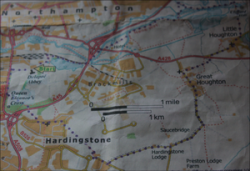 Walk 4: A 10 mile circular walk from an ancient Abbey...