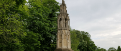 Queen Eleanor's Cross – a love story