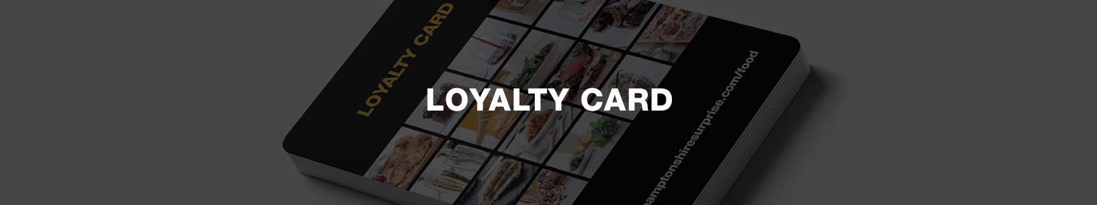 my loyalty card